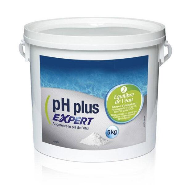 PH plus expert : Augmenter rapidement le pH du piscine